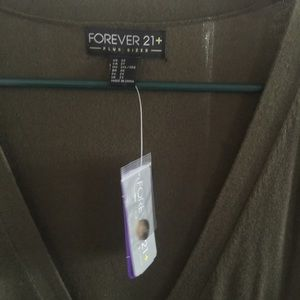 Forever 21 Sweaters - ♦️2 for $15♦️ Forever 21 Cardigan